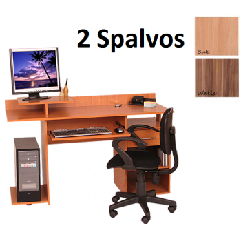 """Kompiuterio stalas """"B004"""" (2 spalvos)"""