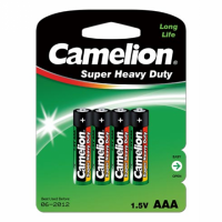 Camelion super heavy duty AAA elementas (4 vnt.)