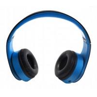 Belaidės ausinės mėlynos