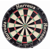 Taikinys OFFICIAL COMPETITION BRISTLE DARTSBOARD