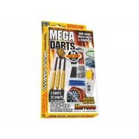 Strėlyčių rinkinys Mega Darts 0363
