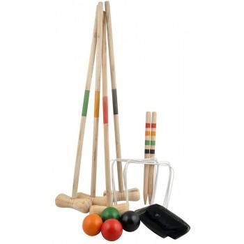 Lauko žaidimas kroketas (4 žaidėjams)