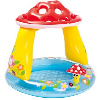 """Pripučiamas vaikiškas baseinas """"MUSHROOM BABY"""""""
