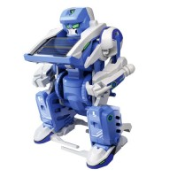 """Konstruktorius """"Saulės energijos robotas 3 in 1"""""""