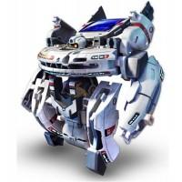 """Konstruktorius """"Saulės energijos robotas 7 in 1 kosminė stotis"""""""
