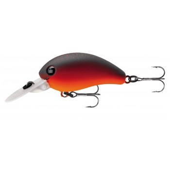 Vobleris Daiwa Tournament Baby Crank SR red craw