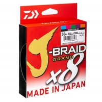 "Pintas valas Daiwa ""J-Braid Grand X8"" 150m"