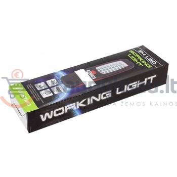 LED lempa 24